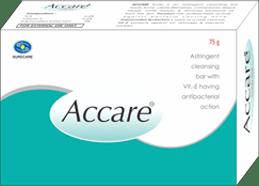 Accare Soap
