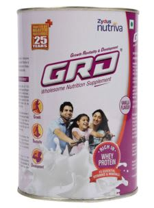 GRD Powder Vanilla