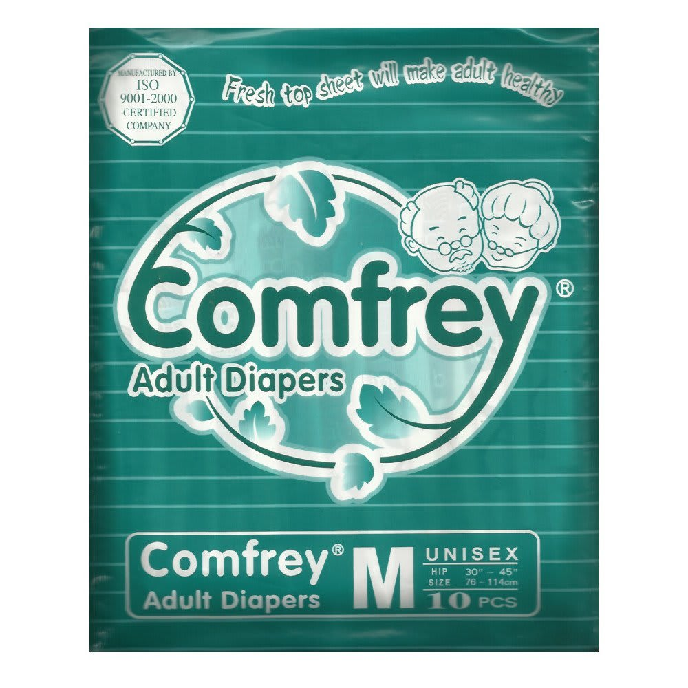 Comfrey Adult Diaper M