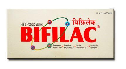 Bifilac Sachet (Pack OF 15)