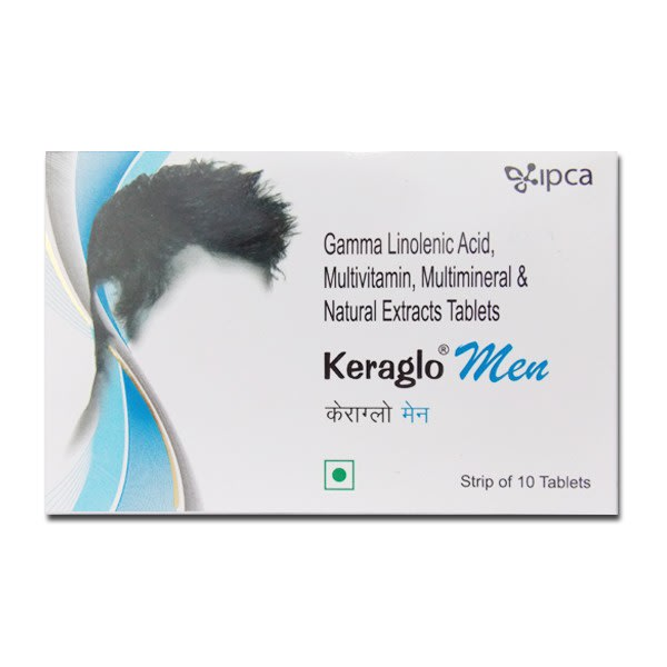 Keraglo Men Tablet