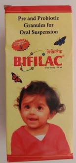 Bifilac Dry Syrup
