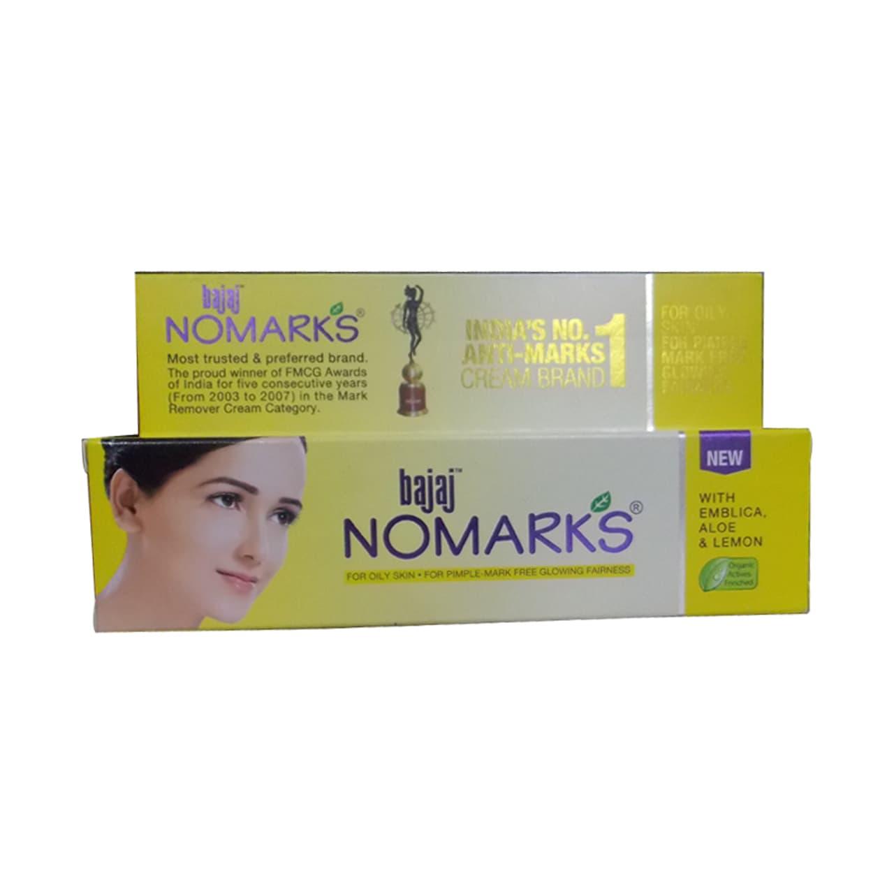 Nomarks Cream