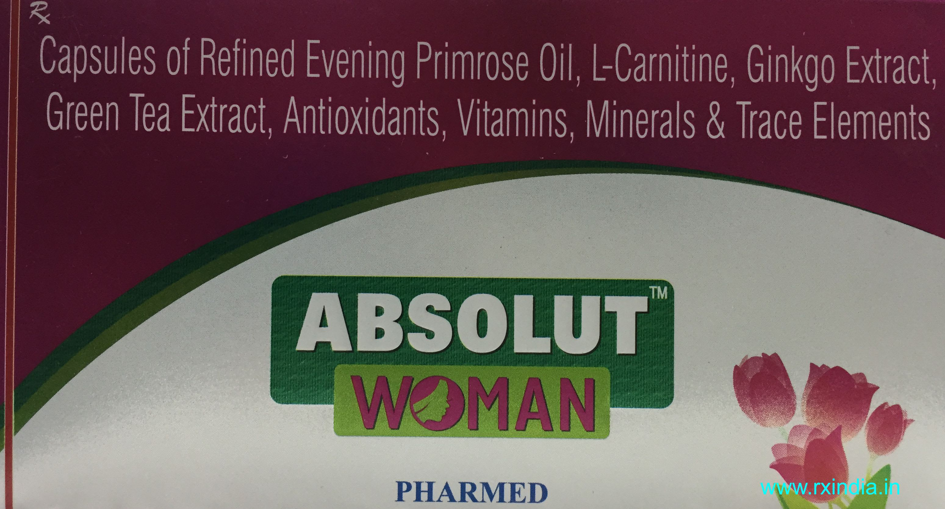 Absolut Woman Capsule