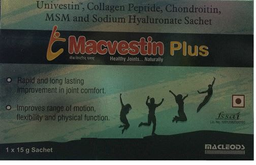 Macvestin Plus  Sachet