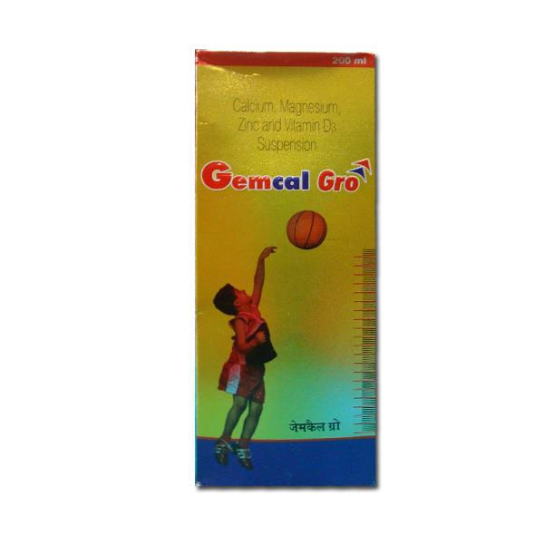 Gemcal Gro Suspension