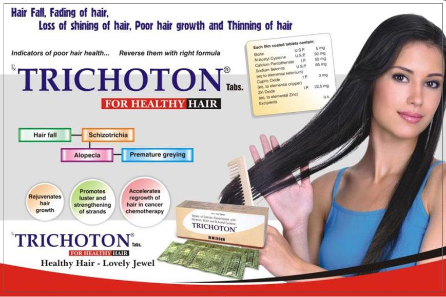 Trichoton Tablet