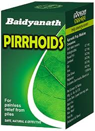 Baidyanath Pirrhoids Tablet