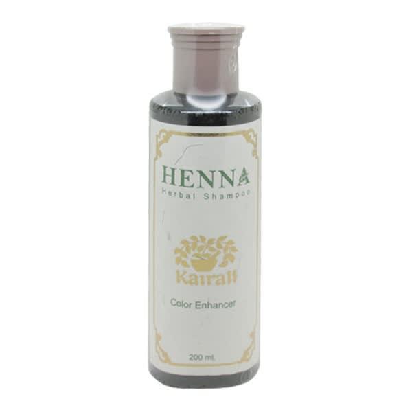 Kairali Herbal Henna Shampoo