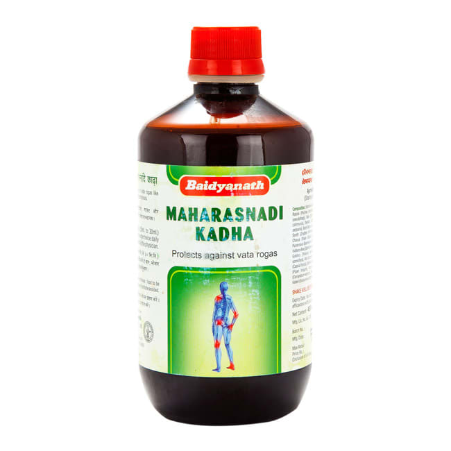 Baidyanath Maharasnadi Kadha Syrup