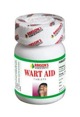 BAKSON'S Wart Aid  Tablet Tablet