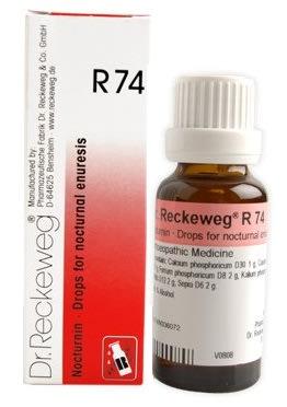 Dr. Reckeweg R74 Nocturnal Enuresis Drop