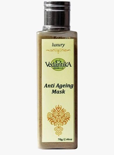 Vedantika Herbals Anti Ageing Face Mask