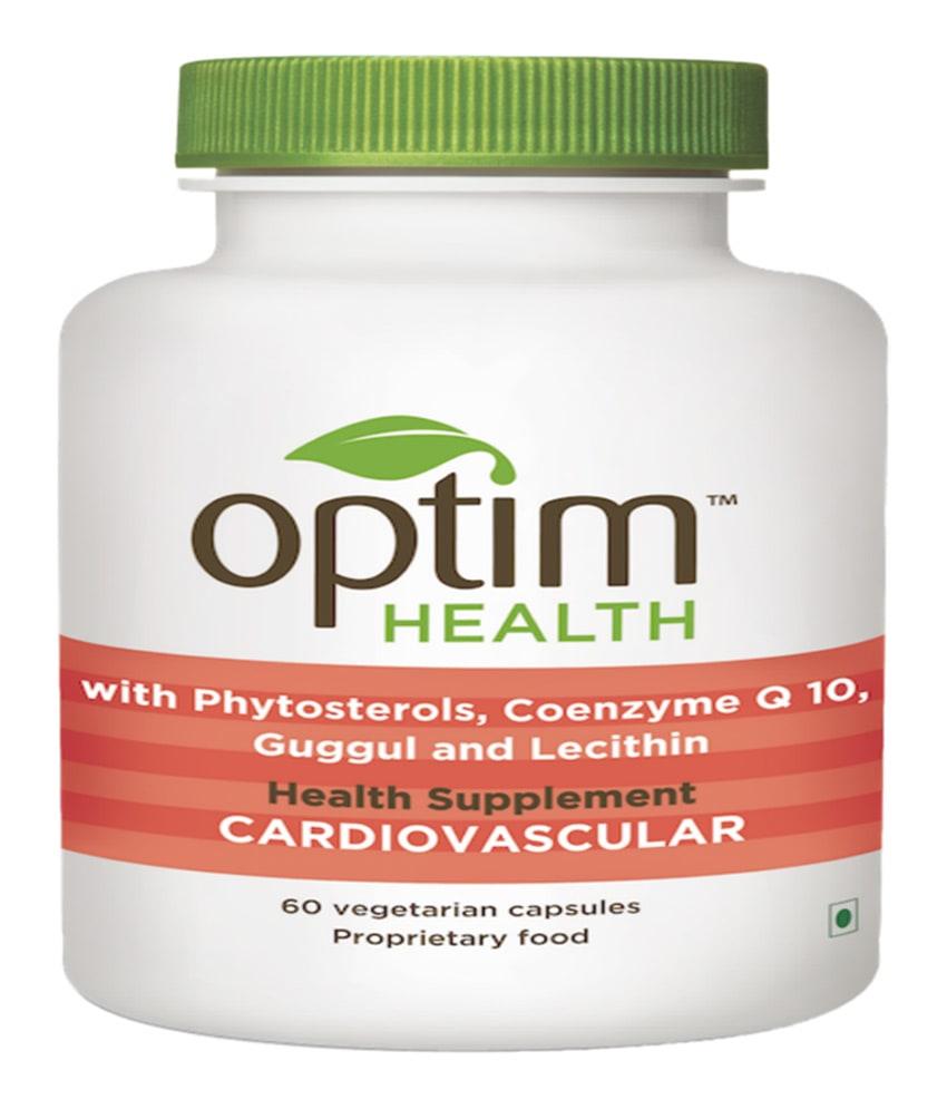 Optim Health Cardiovascular Capsule