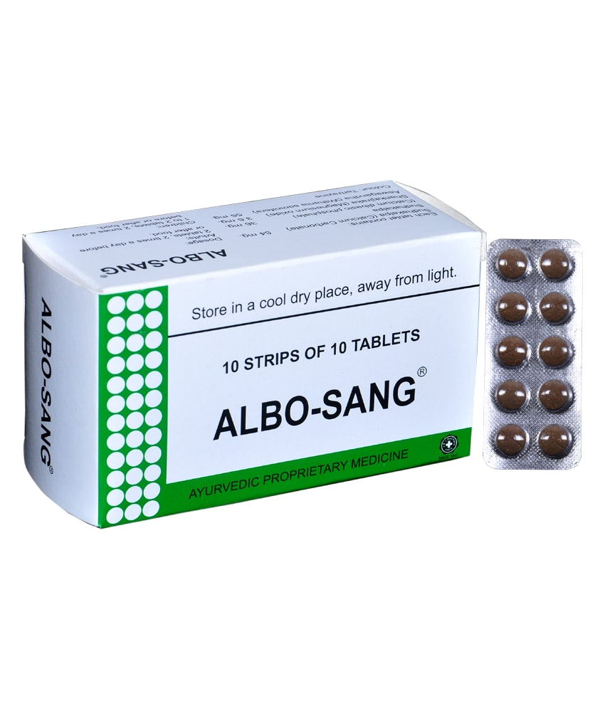 Albo Sang Tablet