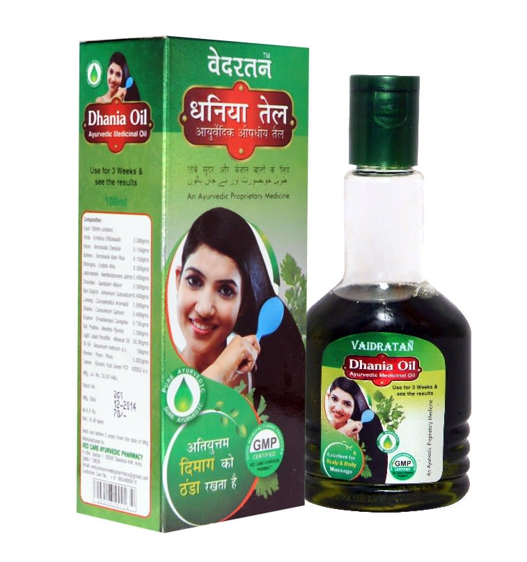 Vaidratan Dhaniya Oil