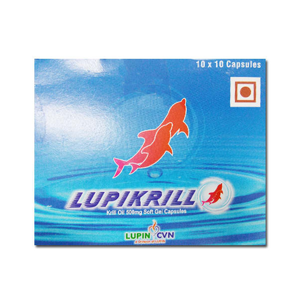 Lupikrill Capsule