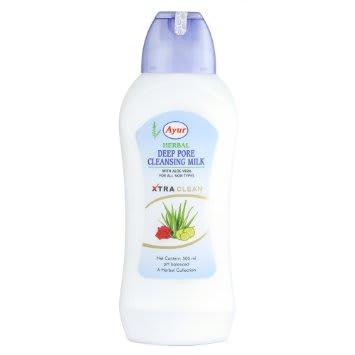Ayur Herbal Deep Pore Cleansing Milk Cleanser