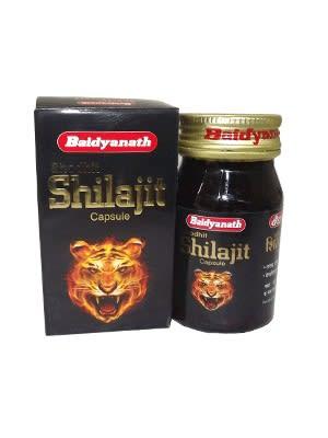 Baidyanath Shilajeet Capsule