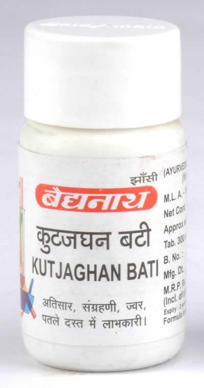 Baidyanath Kutjaghan Bati Tablet