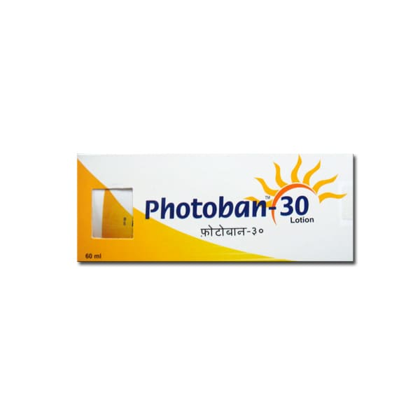Photoban 30 Lotion