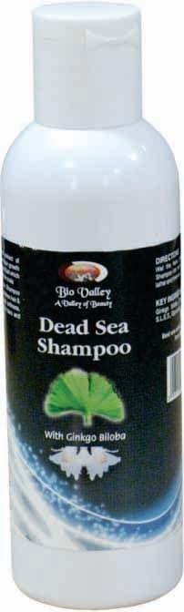 Bhargava Bio Valley Dead Sea Shampoo