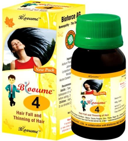 Bioforce Blooume 4 Biohair Drop