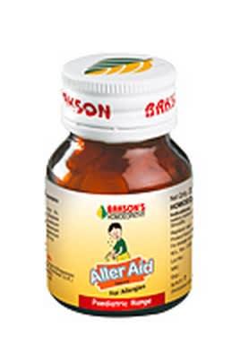 Aller Aid Paediatric  Tablet