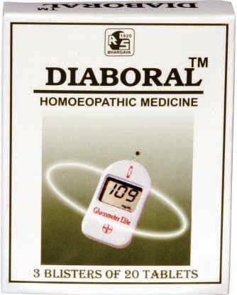 Bhargava Diaboral Tablet