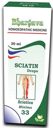 Bhargava Sciatin Drop