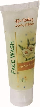 Bhargava Bio Valley Face Wash