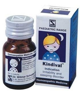 Dr Willmar Schwabe Kindival Tablet