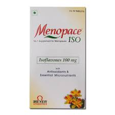 Menopace ISO Tablet