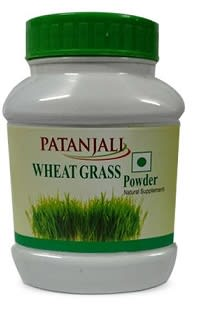 Patanjali Ayurveda Wheat Grass  Powder