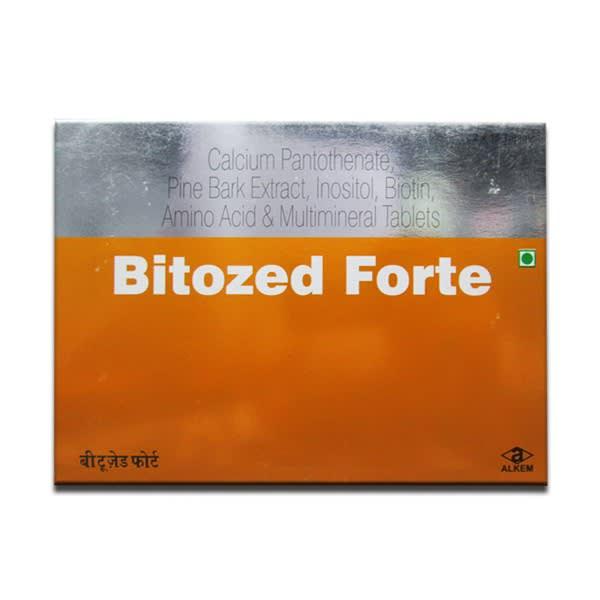 Bitozed Forte Tablet