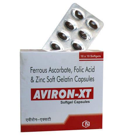 Aviron -XT Soft Gelatin Capsule