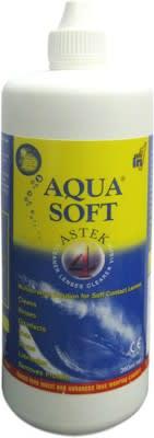 Aqua Soft Lens Solution