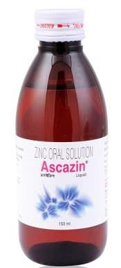 Ascazin 20mg Liquid