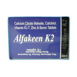 Alfakeen K2 Tablet