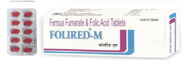 Folired-M Tablet