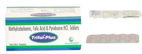 Trifol Plus Tablet