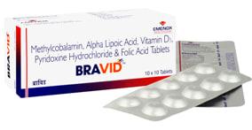 Bravid Tablet