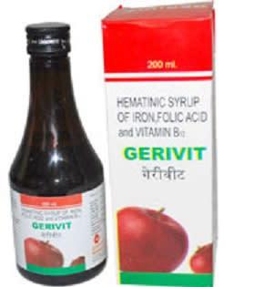 Gerivit Syrup