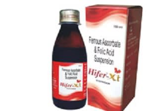 Hifer-XT Syrup