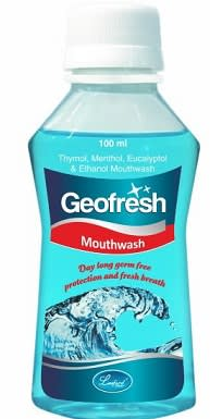 Geofresh Mouth Wash