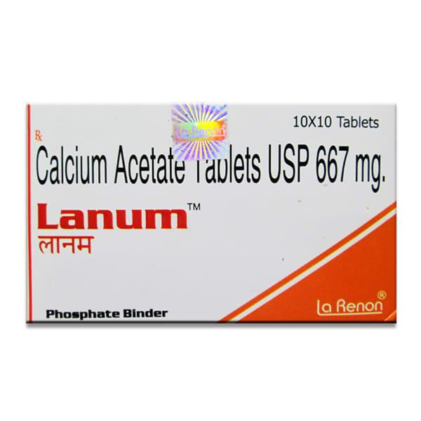 Lanum Tablet