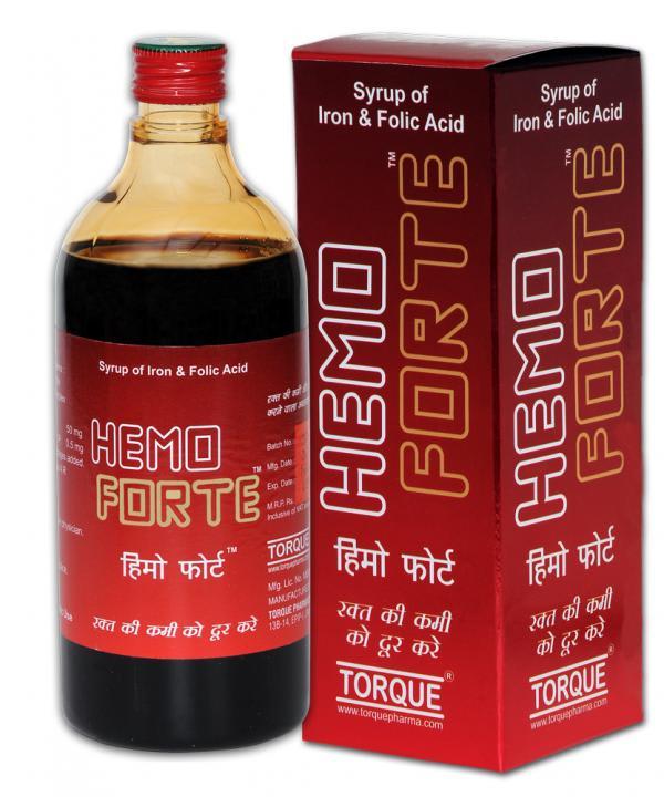 Hemoforte Syrup