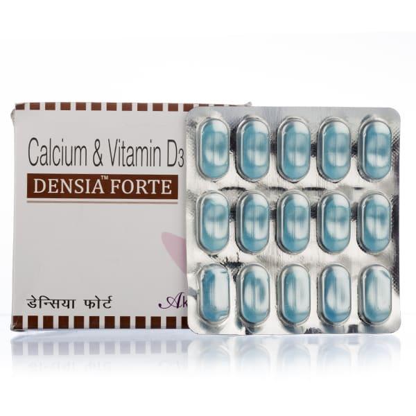 Densia Forte Tablet