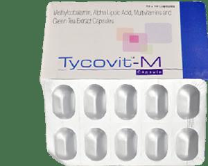 Tycovit M Tablet