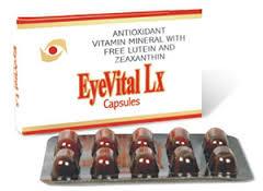 Eye Vital LX Capsule